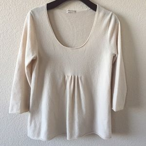 J.Crew 100% cashmere sweater